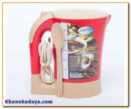 چای ساز و قهوه ساز برقی همراه
