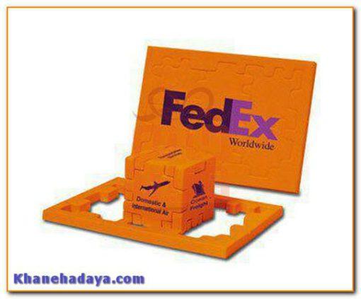 مکعب های پازلی فومی با قابلیت چاپ سیلک و افست